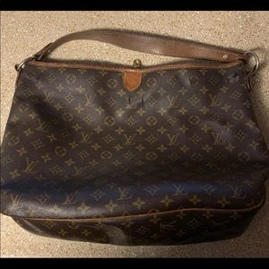 Used Louis Vuitton delightful mm ~💄best offer